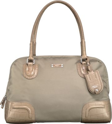 Tumi Georgetown Key Zip Satchel