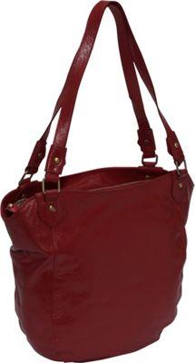 Latico Leathers Waverly Burgundy - Latico Leathers Leather Handbags