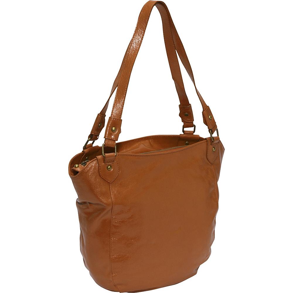 Latico Leathers Waverly Tan Latico Leathers Leather Handbags
