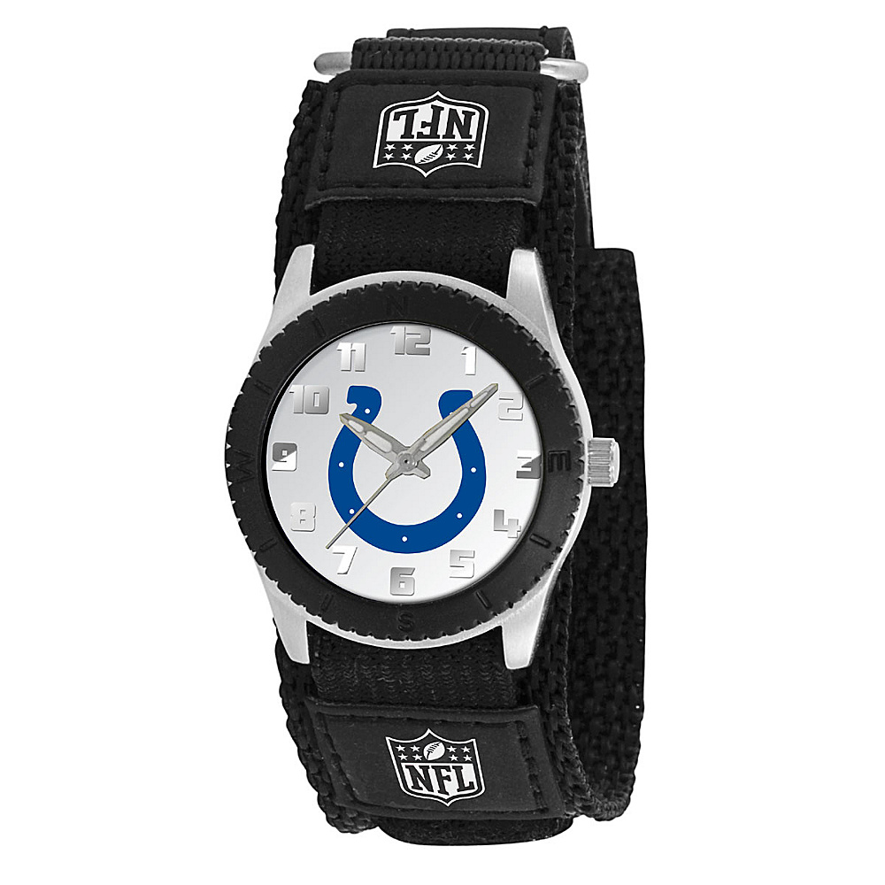 Game Time Rookie Black NFL Indianapolis Colts Black Game Time Watches