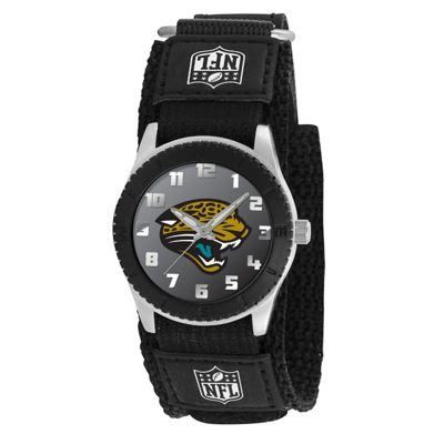 Game Time Rookie Black - NFL Jacksonville Jaguars Black - Game Time Watches
