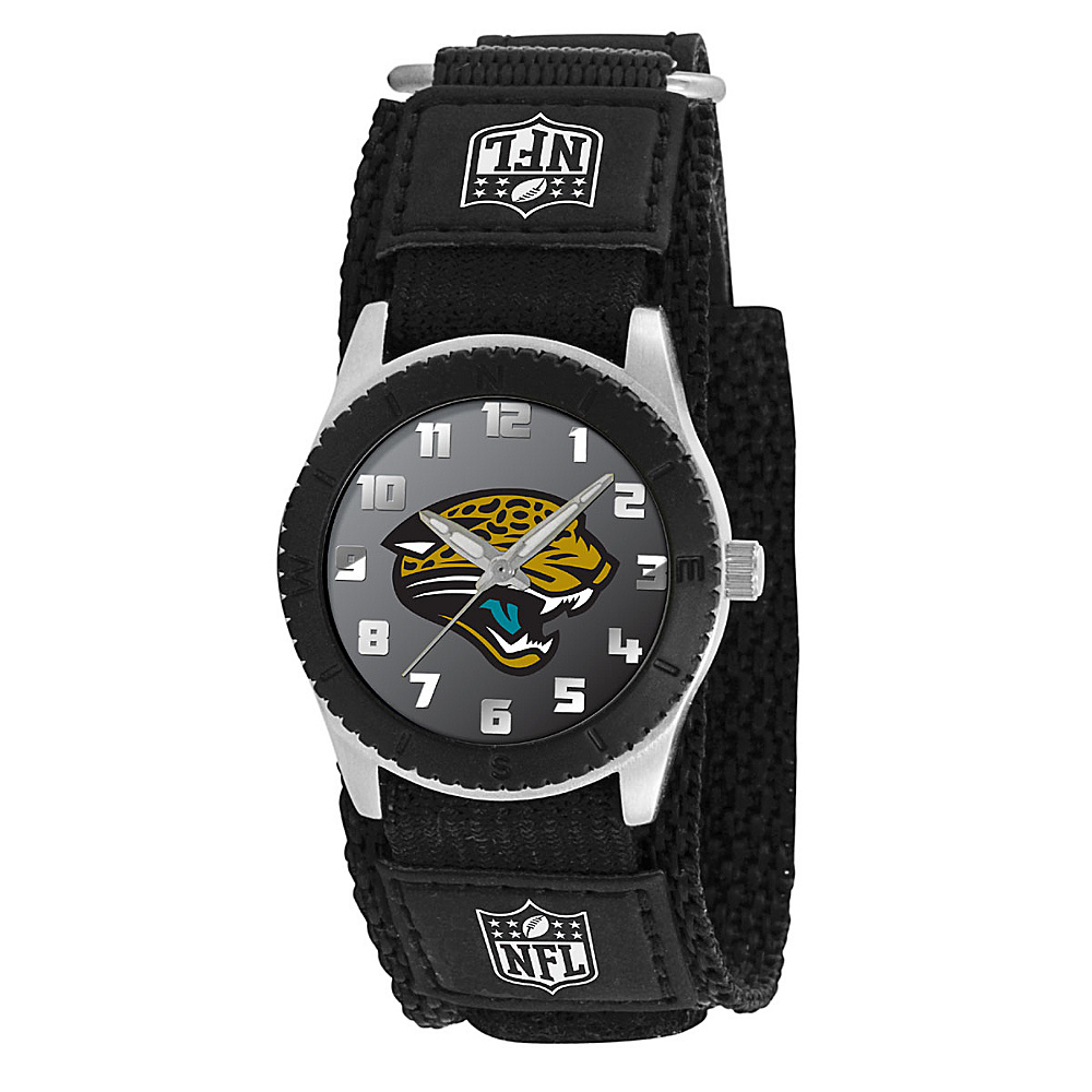Game Time Rookie Black NFL Jacksonville Jaguars Black Game Time Watches