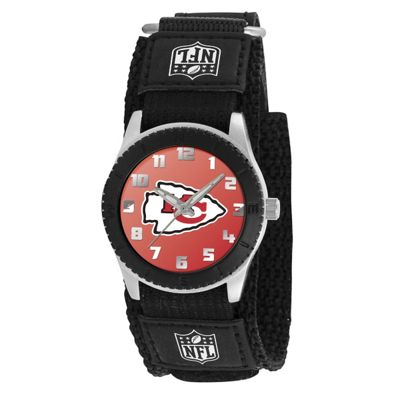 Game Time Rookie Black - NFL Kansas City Chiefs Black - Game Time Watches