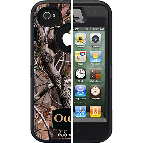 OtterBox Defender Series Case for iPhone 4/4S - Camo