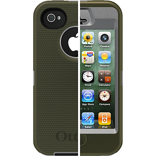 OtterBox Defender Series Case for iPhone 4/4S - Envy