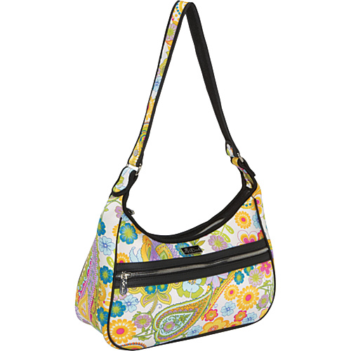 Beach Handbags Bayshore Beach Large Zip Top Bag - Shoulder Bag