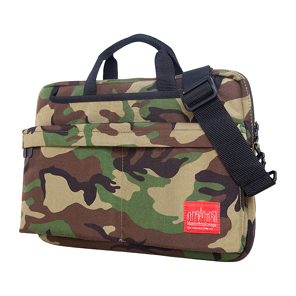 Manhattan Portage Convertible Laptop Bag Deluxe (13) - Work Bags & Briefcases, Non-Wheeled Business Cases