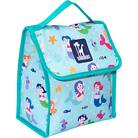 Olive Kids Mermaids Munch 'n Lunch Bag Olive Kids Mermaids