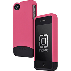 EDGE PRO for iPhone 4/4S Neon Pink /Matte Black