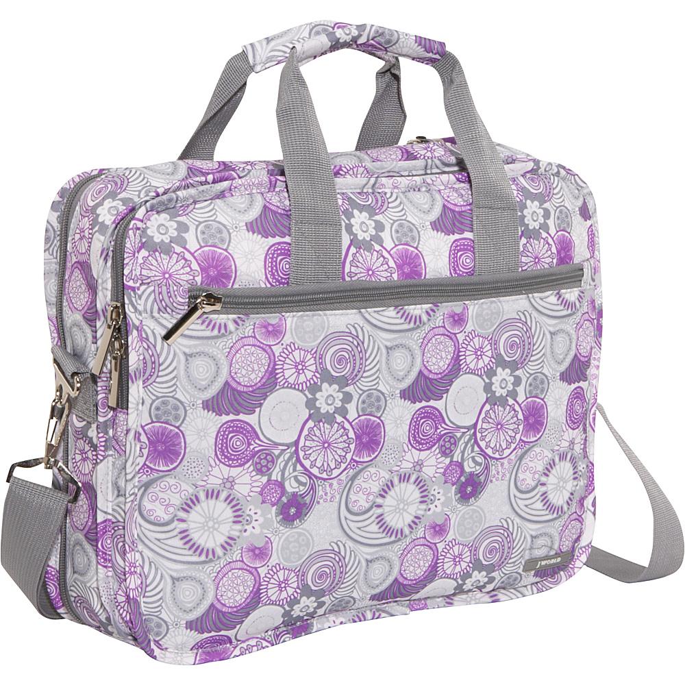 J World Executive Laptop Bag - Lemon - Work Bags & Briefcases, Non-Wheeled Business Cases