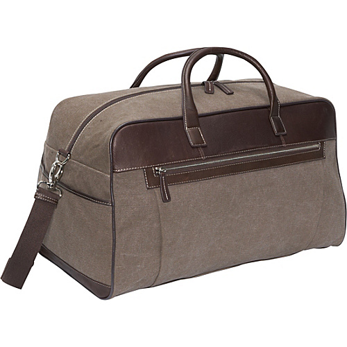 "Bellino Autumn 20"" Duffel Brown - Bellino Travel Duffels"