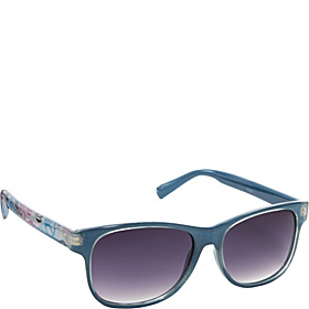Wayfarer Fashion Sunglasses in European Styles Blue