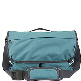 Nomad Small Laptop Messenger Bondi Blue