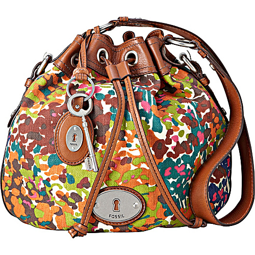 Fossil Maddox Fabric Drawstring - Shoulder Bag