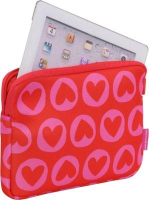 Miquelrius Agatha Laptop Skin 10 inch Heart Pins Heart Pins - Miquelrius Electronic Cases
