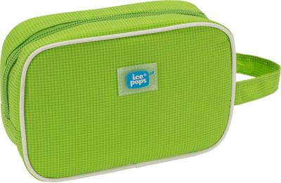 Cool-It Caddy Icepops Toiletry Kit Lime - Cool-It Caddy Travel Organizers