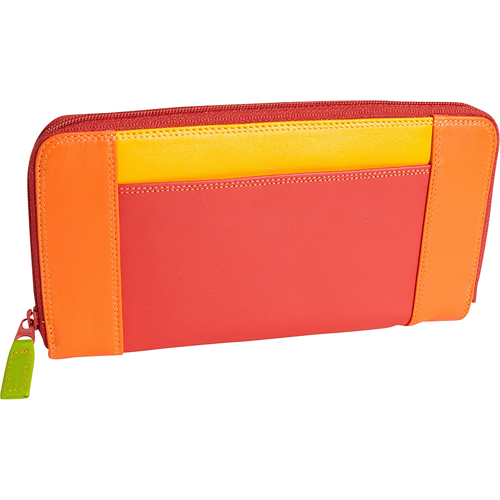 MyWalit Zip Round Purse Jamaica - MyWalit Women's Wallets