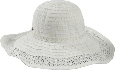 Sun 'N' Sand Sunday Picnic One Size - White - Sun 'N' Sand Hats/Gloves/Scarves