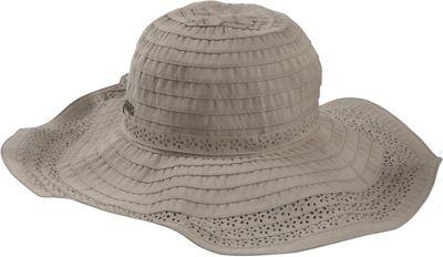 Sun 'N' Sand Sunday Picnic One Size - Grey - Sun 'N' Sand Hats/Gloves/Scarves