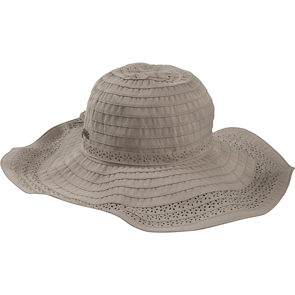 Sun N Sand Sunday Picnic One Size - Grey - Sun N Sand Hats/Gloves/Scarves - Fashion Accessories, Hats/Gloves/Scarves