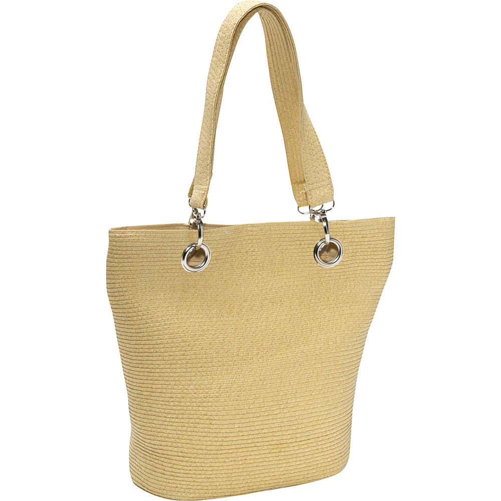 Sun N Sand Summer Chic Natural Sun N Sand Fabric Handbags