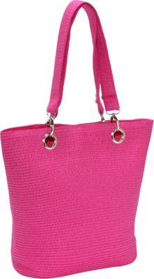 Sun 'N' Sand Summer Chic Fuchsia - Sun 'N' Sand Fabric Handbags