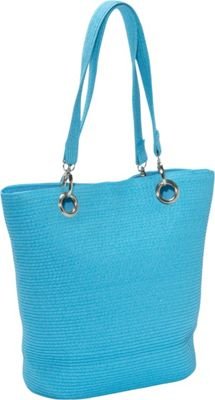 Sun 'N' Sand Summer Chic Turquoise - Sun 'N' Sand Fabric Handbags