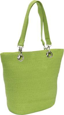 Sun 'N' Sand Summer Chic Lime Green - Sun 'N' Sand Fabric Handbags