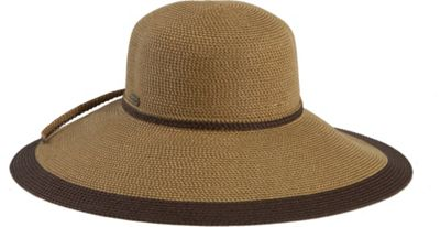 Sun 'N' Sand Adona One Size - Brown - Sun 'N' Sand Hats/Gloves/Scarves