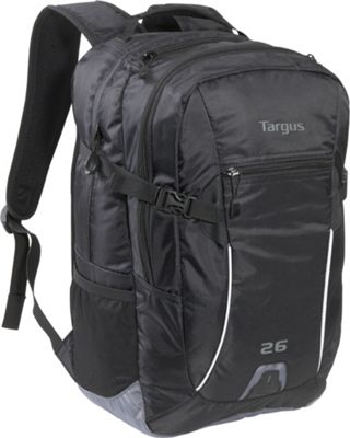 Targus Sport 26L Laptop Backpack - 16 inch Black - Targus Business & Laptop Backpacks