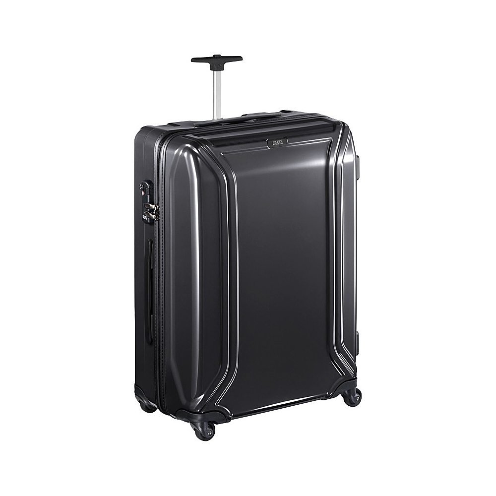 Zero Halliburton Zero Air 23 Suitcase Black Zero Halliburton Hardside Checked
