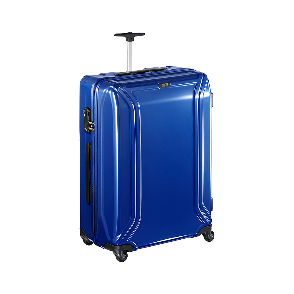 Zero Halliburton Zero Air 23 Suitcase Blue Zero Halliburton Hardside Checked