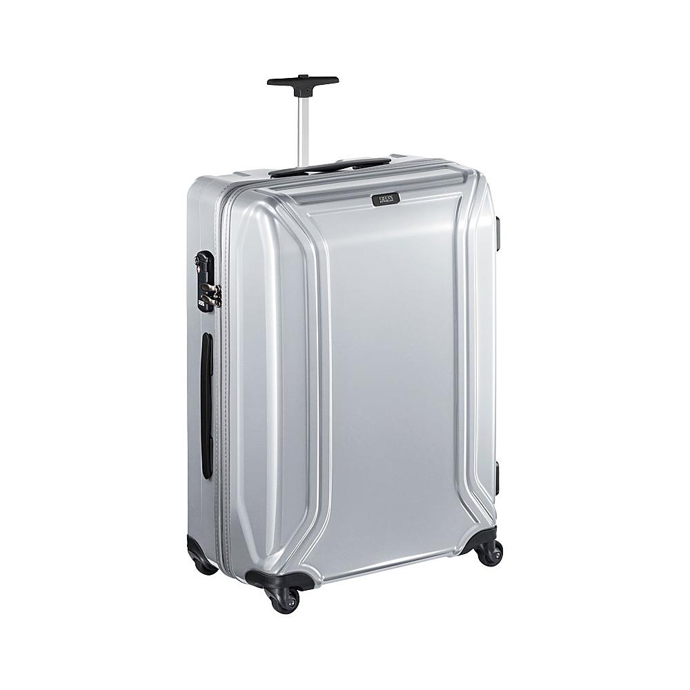 Zero Halliburton Zero Air 23 Suitcase Silver Zero Halliburton Hardside Checked