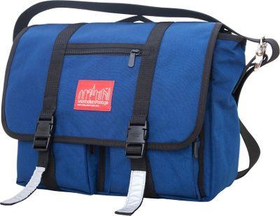 Manhattan Portage Trotter Messenger Bag Jr. Navy - Manhattan Portage Messenger Bags