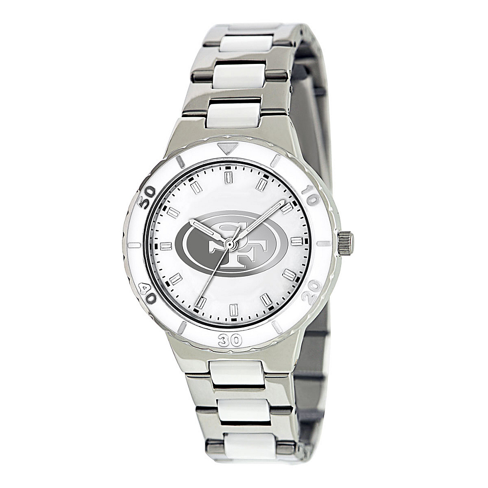 Game Time Pearl-NFL San Francisco 49ers - Game Time Watches - Fashion Accessories, Watches