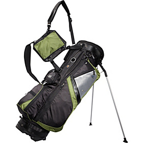 Wellzher Chameleon Pro Golf Stand Bag Green