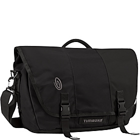 Commute Laptop TSA-Friendly Messenger - L Black/Black/Black
