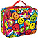 BeePosh Lizzy Lunch Bag Multicolor Print
