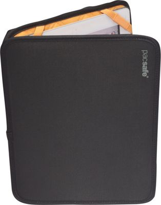 Pacsafe RFID-tec 300 RFID-Blocking iPad and Tablet Sleeve Black - Pacsafe Electronic Cases