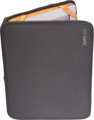 Pacsafe RFID-tec 300 RFID-Blocking iPad and Tablet Sleeve Shadow - Pacsafe Electronic Cases