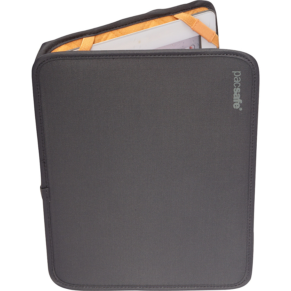 Pacsafe RFID tec 300 RFID Blocking iPad and Tablet Sleeve Shadow Pacsafe Electronic Cases