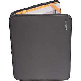 RFID-tec 300 RFID-Blocking iPad and Tablet Sleeve Shadow