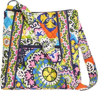 Vera Bradley Hipster Crossbody Rio - Vera Bradley Fabric Handbags