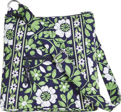 Vera Bradley Hipster Crossbody Lucky You - Vera Bradley Fabric Handbags
