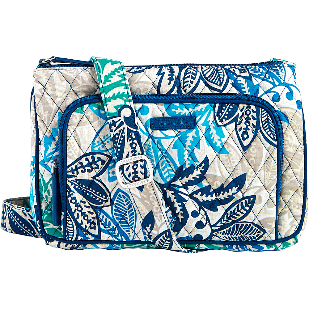 Vera Bradley Little Hipster Crossbody Santiago - Vera Bradley Fabric Handbags - Handbags, Fabric Handbags