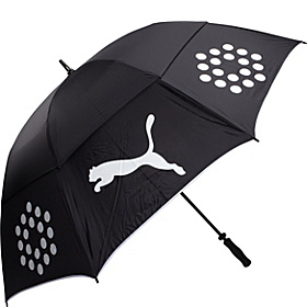 Storm Performance Double Canopy Umbrella BLACK