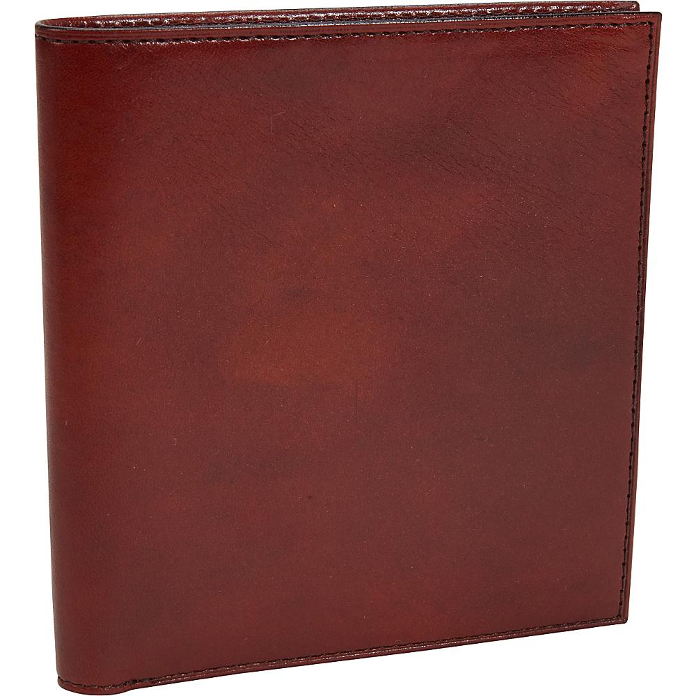 Bosca Old Leather 12 Pocket Credit Wallet Old Leather Cognac (32) - Bosca Men's Wallets