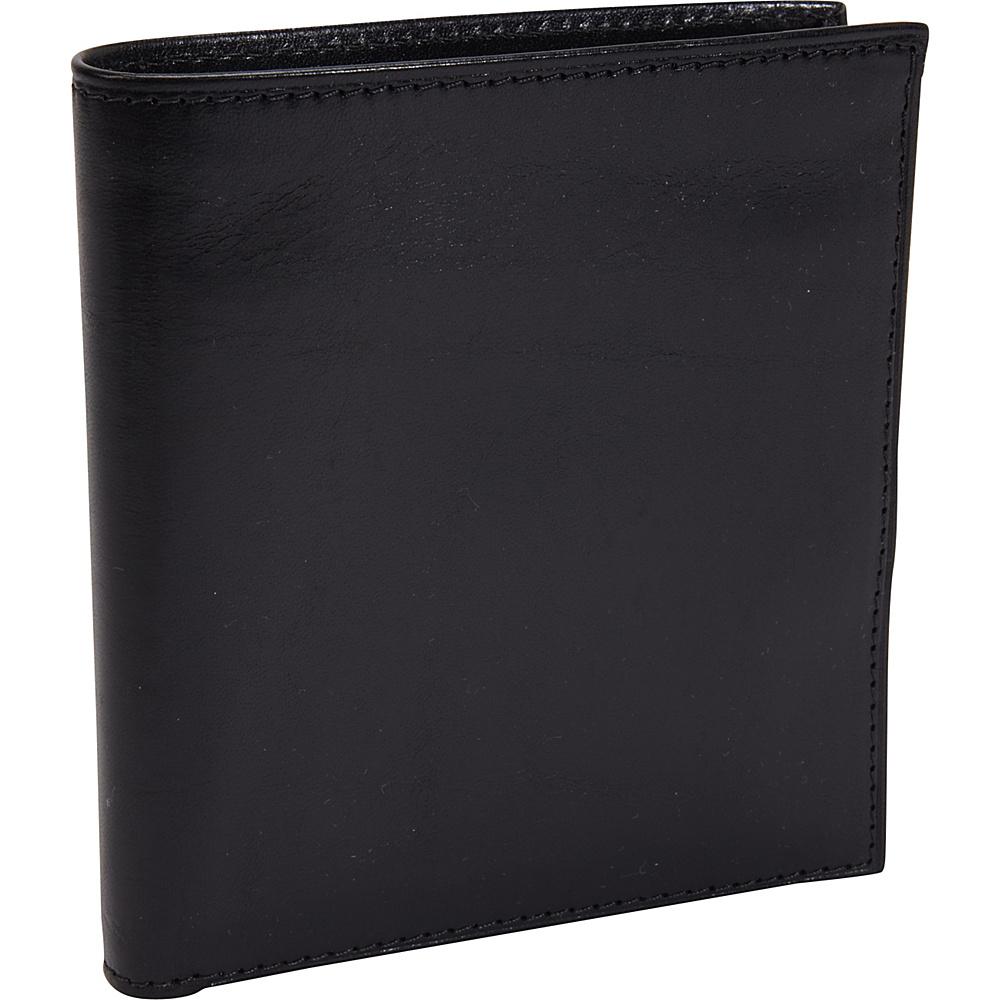 Bosca Old Leather 12 Pocket Credit Wallet Black - Bosca Men's Wallets
