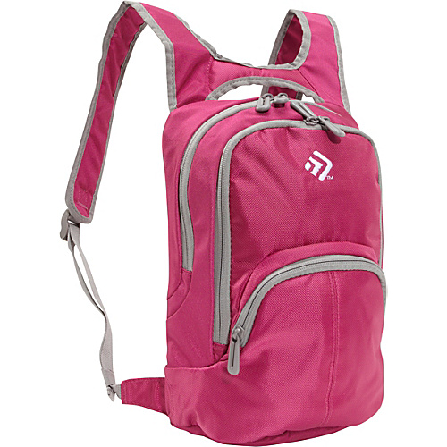 Outdoor Products Power Pack Mini Festival Fuschia - Outdoor Products School & Day Hiking Backpacks