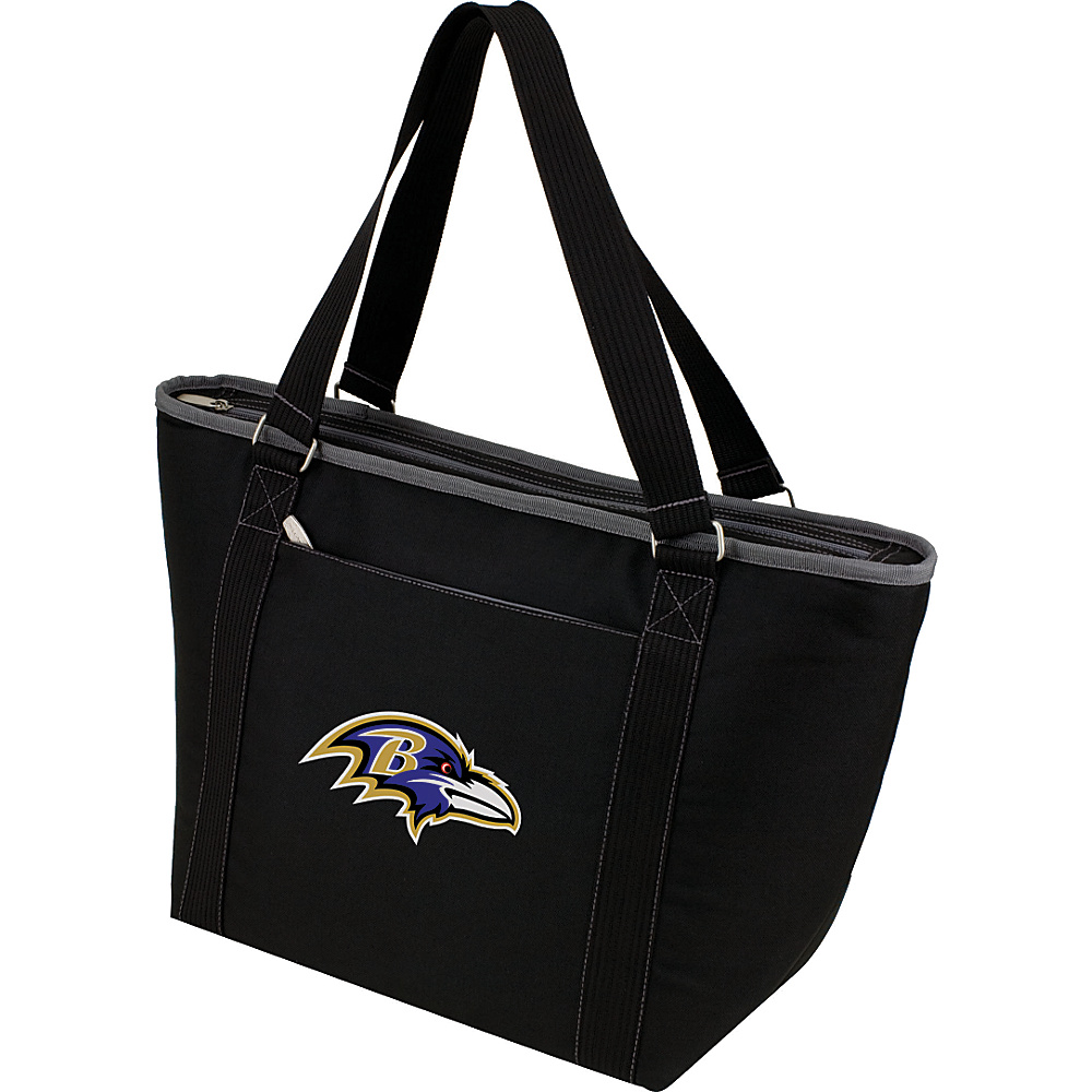 Picnic Time Baltimore Ravens Topanga Cooler Baltimore Ravens Black - Picnic Time Outdoor Coolers - Outdoor, Outdoor Coolers